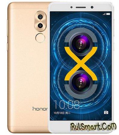 Huawei Honor 6X – недорогой металлический фаблет с двойной камерой