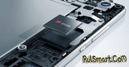 Huawei представила новый процессор HiSilicon Kirin 960