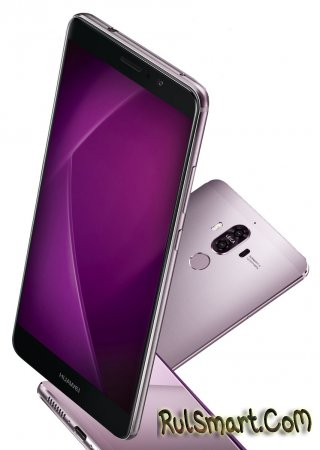 Huawei Mate 9 — флагманский смартфон с Kirin 960 на борту