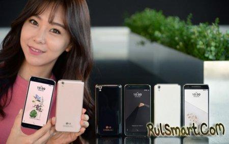 LG U — среднебюджетный смартфон за $345