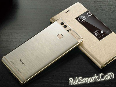 Huawei P10: QHD-дисплей и Kirin 960
