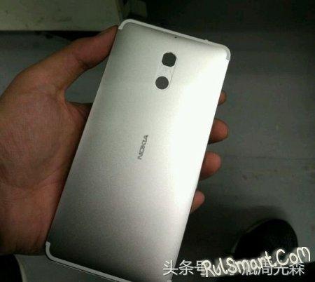 Nokia D1C — первые качественные рендеры смартфона