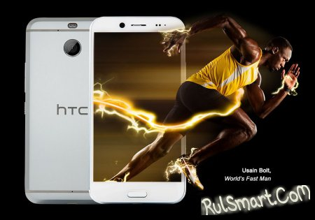 HTC Bolt — защищённый флагман со Snapdragon 810 на борту