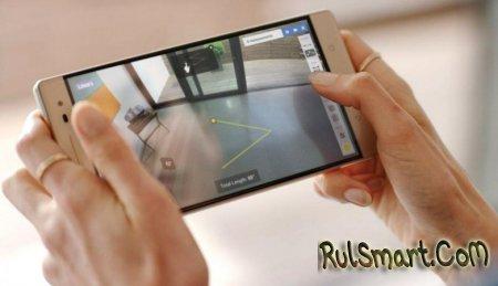 ASUS Zenfone AR с Google Tango покажут на CES 2017