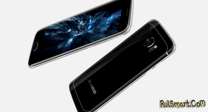 Bluboo Edge испытали огнем и сравнили с Samsung Galaxy S7 edge