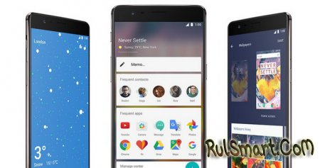 OnePlus 3T – мощный смартфон на Snapdragon 821 с 16-Мп фронталкой