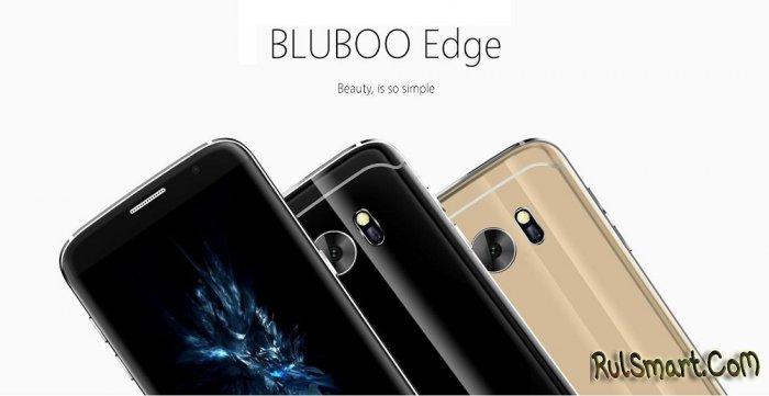 Bluboo Edge и iPhone 7 Plus — сравнение дисплеев и розыгрыш смартфона
