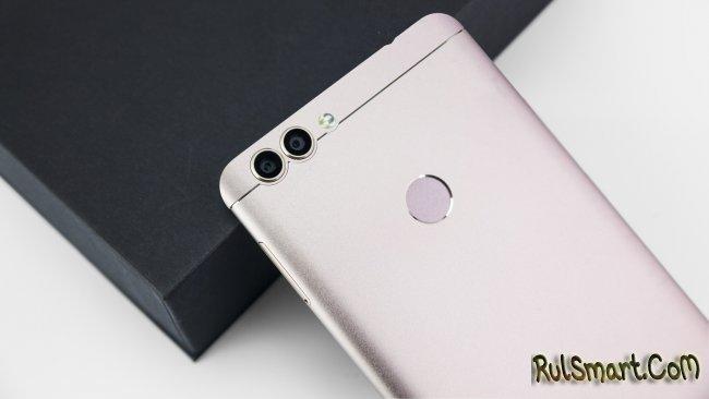 Bluboo Dual — первые фото смартфона с Kirin 960?