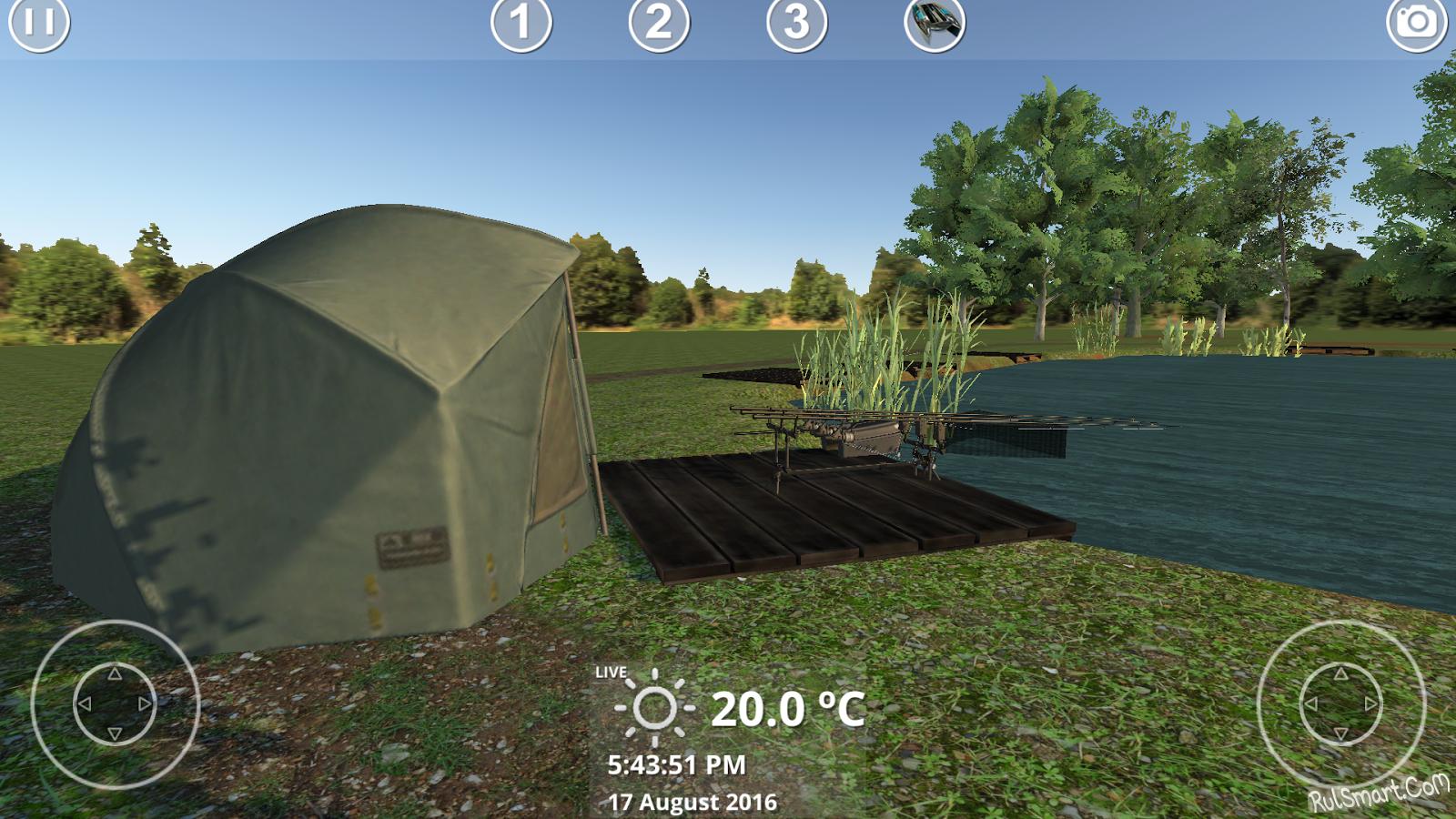 новый симулятор рыбалки i