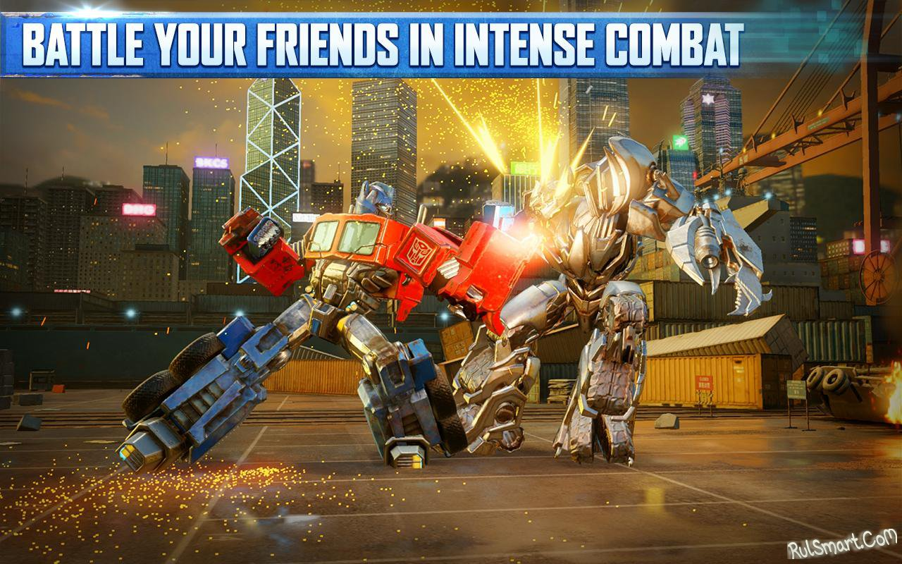 G1 Apk Transformers Free Awakening Download