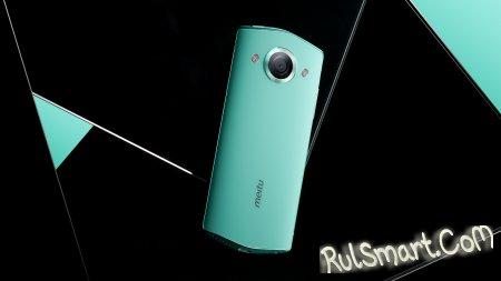 Meitu M6S — стильный камерофон прибавил мощности
