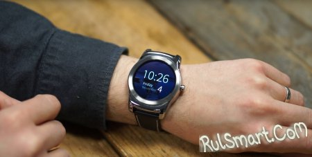 Sailfish Watch: новая открытая платформа для умных часов
