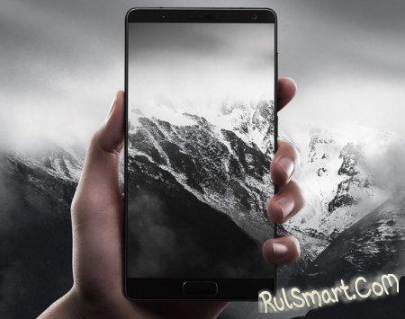 ZUK Edge: тонкие рамки и Snapdragon 821