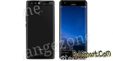 Huawei P10 — смартфон с изогнутым дисплеем