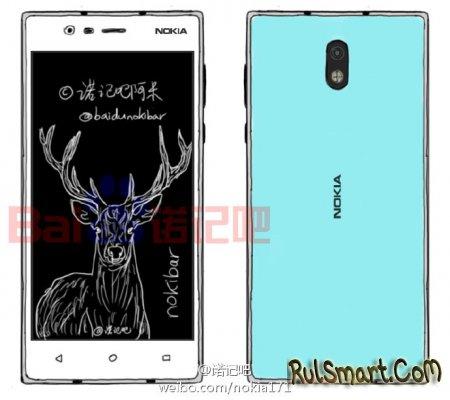 Nokia E1 (TA-1000): фото и характеристики
