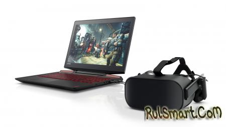 Lenovo VR: новый шлем виртуальной реальности
