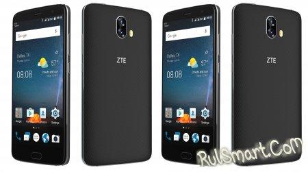ZTE Blade V8 Pro — бюджетный смартфон с двойной 13-Мп камерой