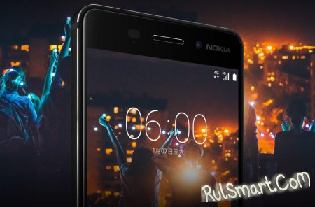 Nokia 6 — первый смартфон на Android (живые фото)