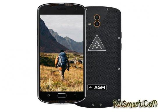 AGM X1: как снимает двойная камера защищенного смартфона