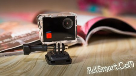 LeEco Liveman C1 — экшн-камера с поддержкой 4K