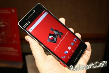Nokia 8 со Snapdragon 835: первые фото и видео
