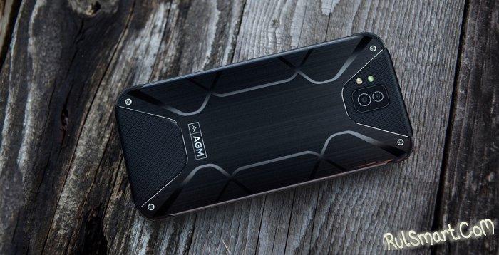 AGM X2 Pro получит 8 ГБ, аккумулятор на 10 000 мА/ч и Snapdragon 8xx