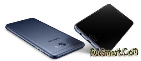 Samsung Galaxy C7 Pro — мощный смартфон для селфи