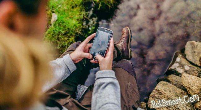 AGM X1: тестирование автономности смартфона