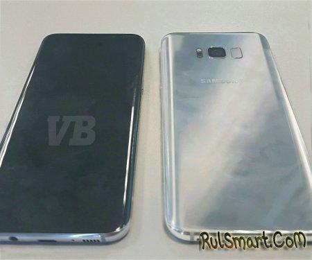 Samsung Galaxy S8 — новый качественный рендер