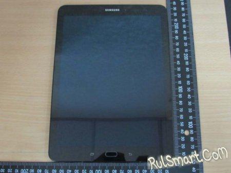 Samsung Galaxy Tab S3: планшет получил корпус из стекла и металла