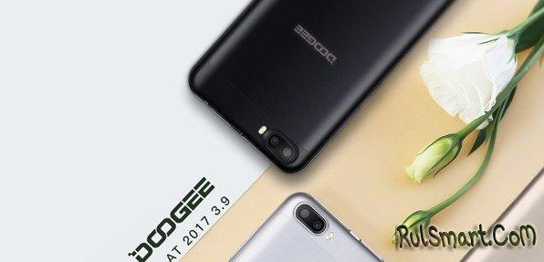 Doogee Shoot 2 — самый доступный смартфон с двойной камерой