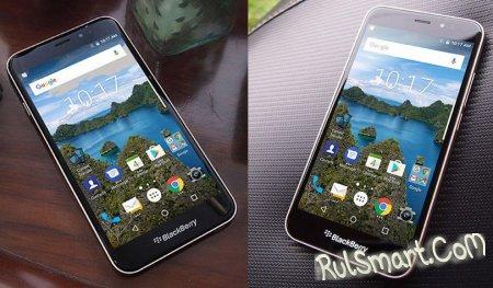 BlackBerry Aurora: фото, цена и характеристики смартфона