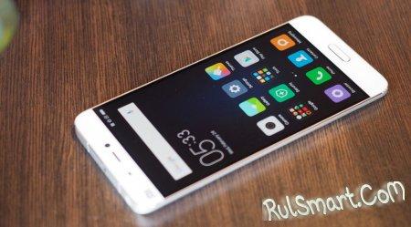 MIUI 8.2 на базе Android 7.0 Nougat вышла для Xiaomi Mi5