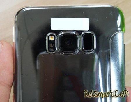 Samsung Galaxy S8 и Galaxy S8 Plus: первые живые фотографии смартфонов