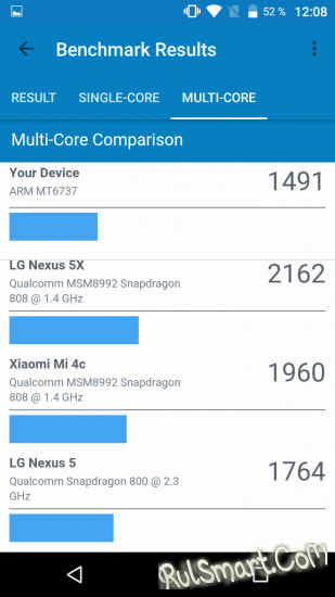 Обзор UHANS H5000 — бюджетный смартфон с мощным аккумулятором