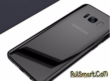 Samsung Galaxy S8 получит 12-Мп камеру с DRAM и новый сканер радужки