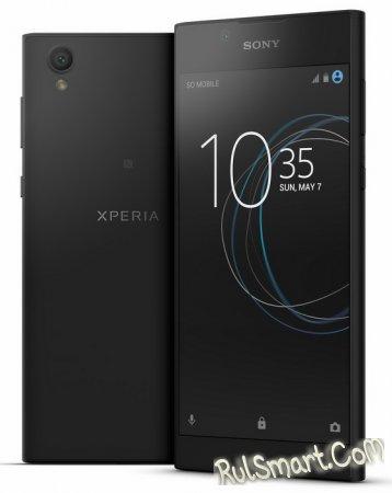 Sony Xperia L1 - бюджетный фаблет на Android 7.0 Nougat