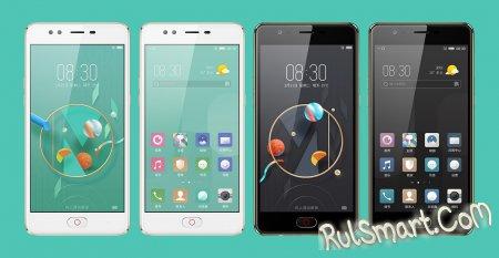 Nubia M2, M2 lite и N2: смартфоны с неприличной ценой