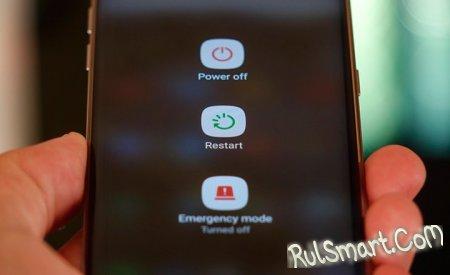 Как перезагрузить Android, если завис смартфон или планшет?