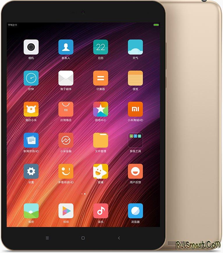 Xiaomi Mi Pad 3 — обновленный планшет с Mediatek MT8176
