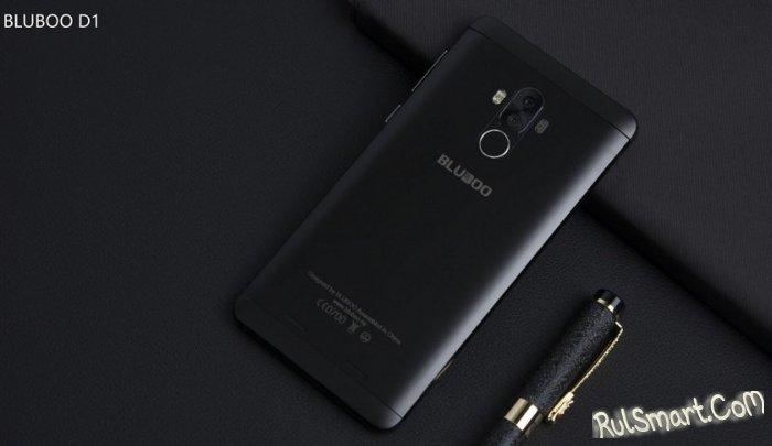 Bluboo R1 и D1 — новые китайские смартфоны с характером