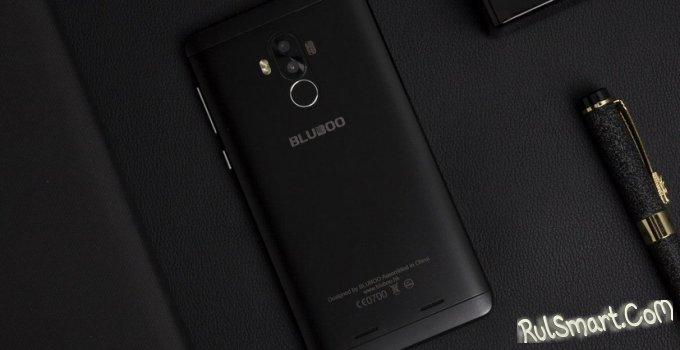 Смартфон Bluboo D1 с двойной камерой показали на видео