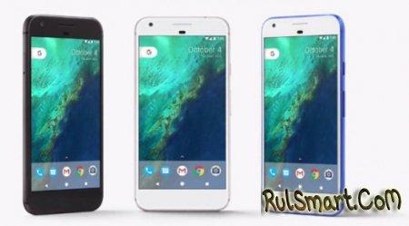 Google Pixel 2 получит изогнутый OLED-дисплей