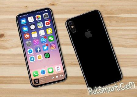Как может выглядеть iPhone 8 (рендеры смартфона)