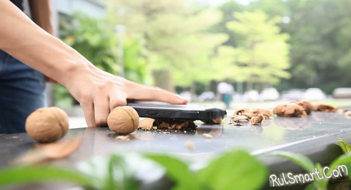 Bluboo R1: тест на прочность мощного защищенного смартфона (видео)