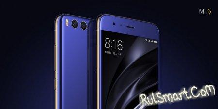Xiaomi Mi6 — флагманский смартфон из стали и стекла с двойной камерой