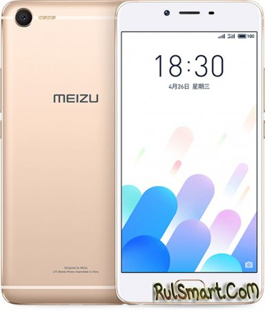Meizu E2: смартфон с новой функциональной LED-вспышкой
