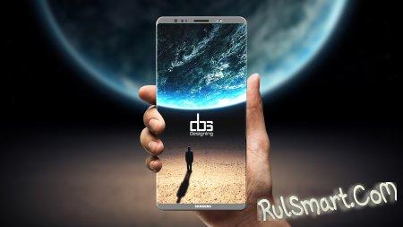 Samsung Galaxy Note 8: когда выйдет, характеристики и первые рендеры смартфона