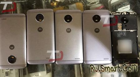 Moto E4 Plus замечен на живых фотографиях