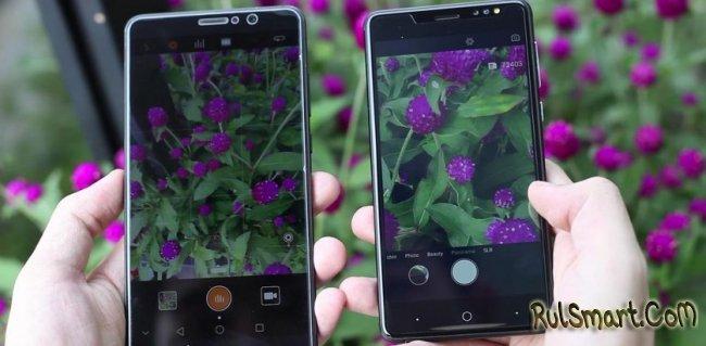 Сравнение двойных камер: Bluboo D1 против Huawei Mate 9